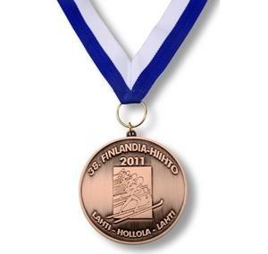 Medalj Finlandia Hiihto Lahti