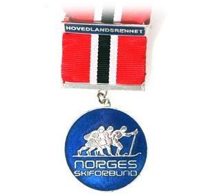 Medalj Norges Skidförbund