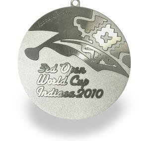 Medalj idrott
