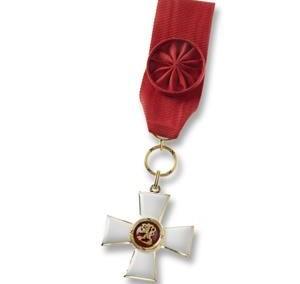 Medalj Finlands Lejons Ordens Riddarkors