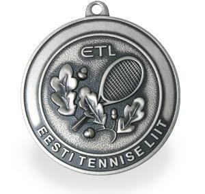 Medalj Eesti Tennis