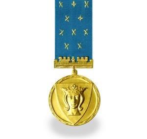 Medalj Stockholms stads S:t Eriksmedalj