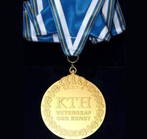 Medalj KTH vetenskap och konst