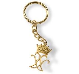 Nyckelring krona