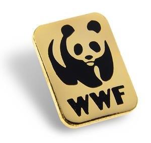 Pinsmärke WWF