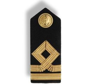 Uniformsemblem Axelklaff knapp