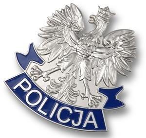 Uniformsemblem Policja