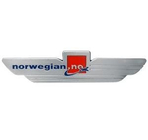 Uniformsemblem Flygvinge Norwegian